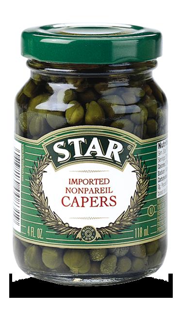 Lemon Pepper Chicken With Creamy Capers Sauce - #STARFineFoods