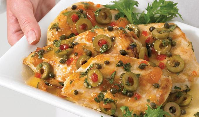 Easy Gourmet Chicken