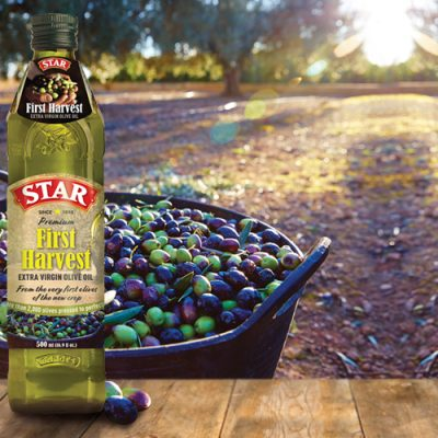 first harvest extra virgin olive oil