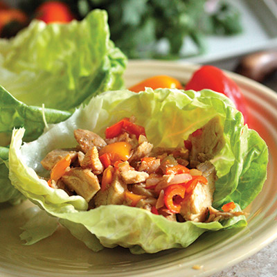 Ginger-Soy-Asian-Lettuce-Wraps