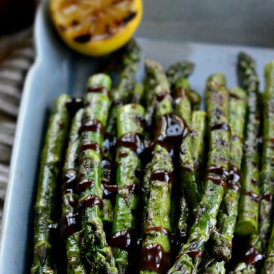 Grilled-Asparagus-with-Balsamic-Honey-Dijon-Vinaigrette