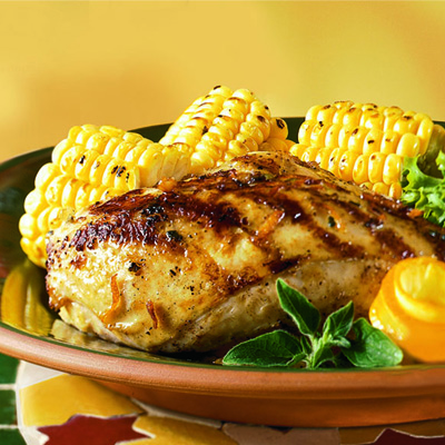 This classic Grilled Chicken dish is back and better than ever. Marinade in a classic Red Wine Vinegar, there is so much to love about this recipe! #STARFineFoods