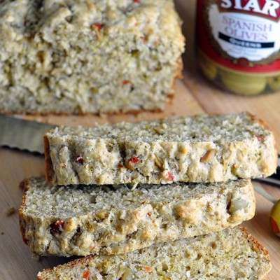 Olive-Quick-Bread