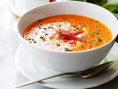 Soup Garnish Ideas