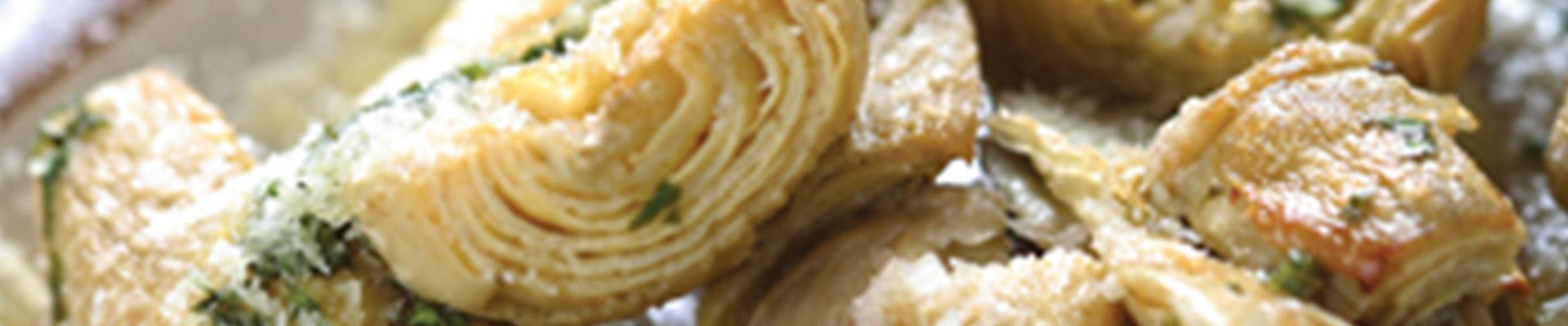 how to prepare artichoke hearts