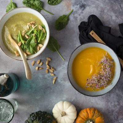 Star - VEGETABLE SOUPS FOR KIDS