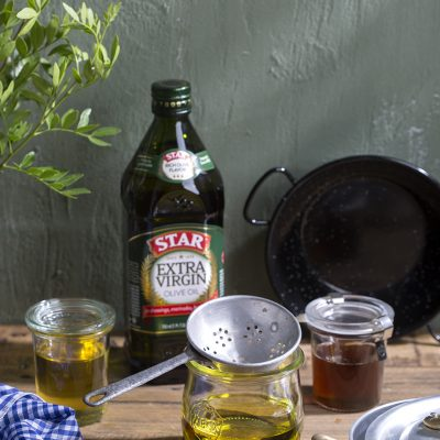 STAR - Recycle cooking oil