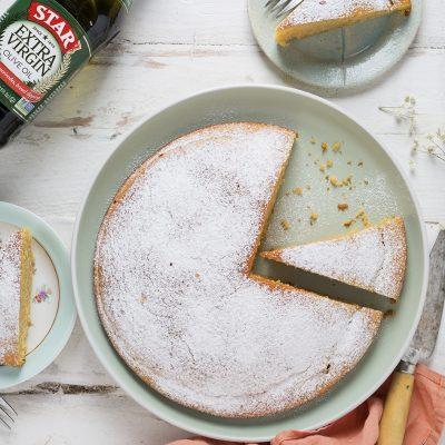 STAR - Olive oil cake