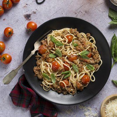 STAR - Spaghetti bolognese