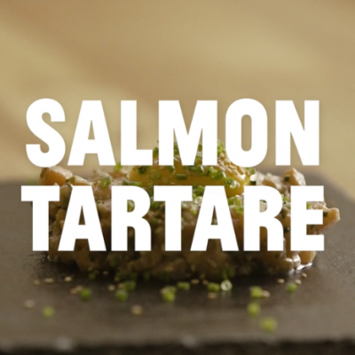 STAR - Salmon tartare