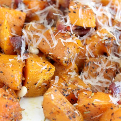 Savory-Rosemary-Roasted-Butter-Squash-Sidedish