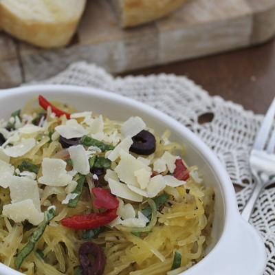 Spaghetti-Squash-Toss-Entree