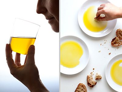 How to Hold an Olive Oil Tasting with Friends