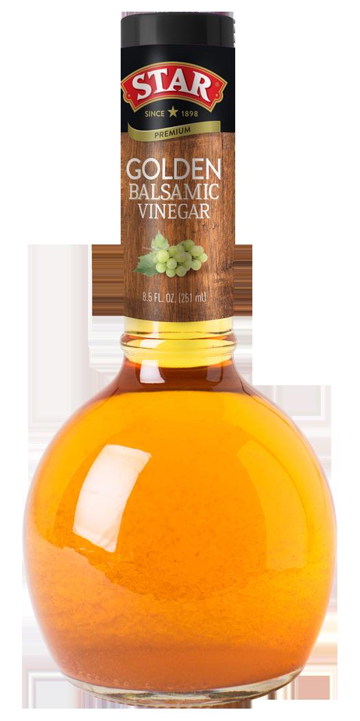 Golden Balsamic Vinegar – Star Fine Foods