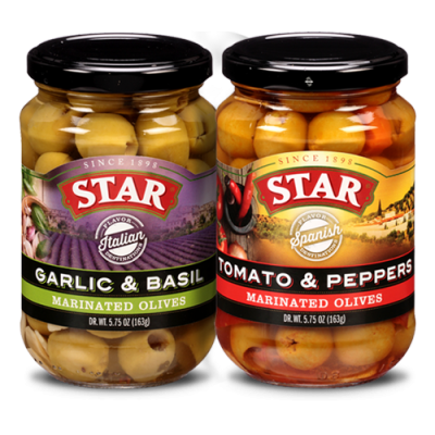 STAR Flavor Destinations Olives