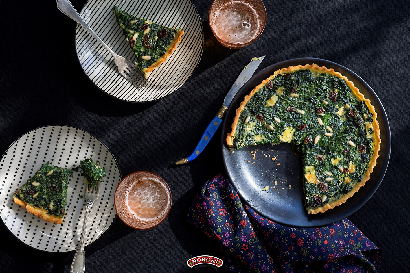 Welcome any morning or early afternoon with this delicious quiche. It's the perfect light meal! #STARFineFoods